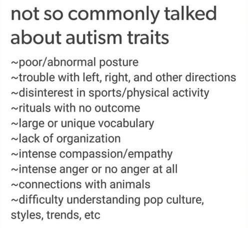 notsocommontraits